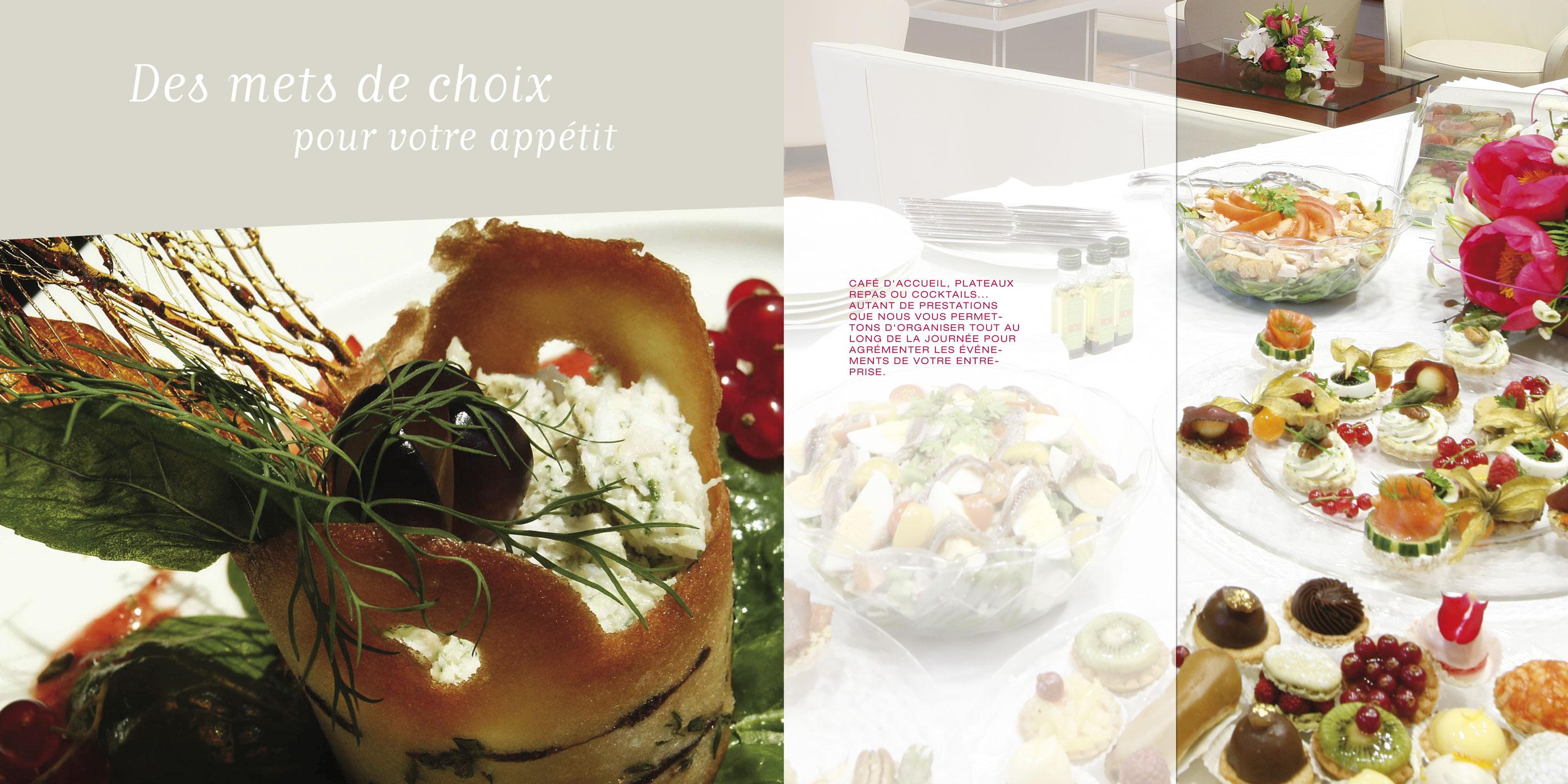 Aeroports de Paris - brochure Espace Corporate